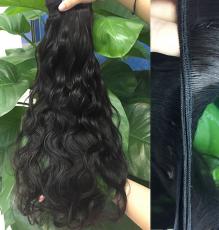remy Virgin Brazilian hair weft