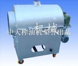 流动榨油机配套炒锅5斤10斤小炒货机中天榨油机