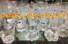昆明玻璃杯定制-昆明玻璃杯印字-昆明玻璃杯批发制作