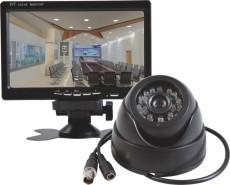 JD-03Hi 两路24V 7寸车载监视器 倒车影像系统/后视/高清显示器