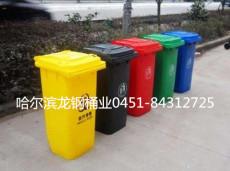 小区户外生活垃圾桶