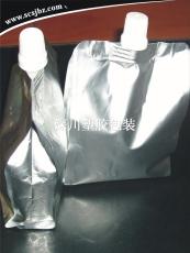 铝箔牙口直立袋 复合材质牙口直立袋