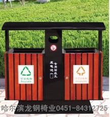 哈尔滨街道环卫垃圾箱图片