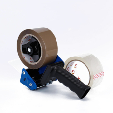 PACKING TAPE WITH DISPENSER