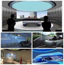 虛擬仿真駕駛 鴻光數字多媒體