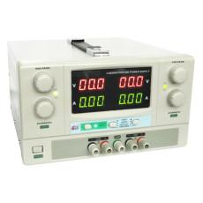 30V2A雙穩壓電源 雙路輸出可調電源 數字顯