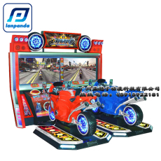 烈焰摩托大型投幣游戲機廠家價格 35000