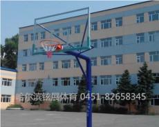 佳木斯學校籃球架-同江戶外籃球架