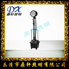 SHY6110A移動防爆工作燈35W升降泛光應急燈