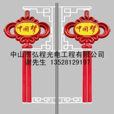 中国结灯笼组合体 对裝
