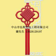异型中国结
