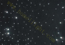 LED star curtain White light