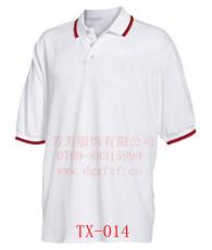 定制短袖Polo衫廣告文化衫定做班服工作服DI