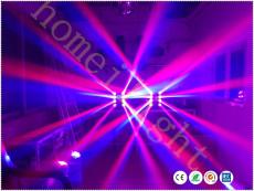 Best Price for Spider 8 Eye Bar 8*12W Full Color LED Spider Beam Moving Head Light