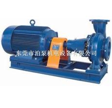 泊威泵业 肯富来水泵 JQ型单级单吸纸浆泵
