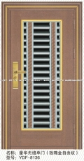 新款不锈钢门YDF-8136