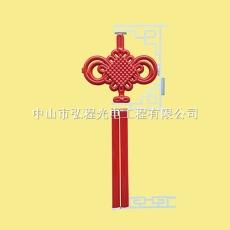 中3号线割片中国结 古典铁架中国结