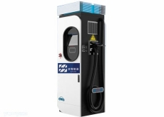 60kw智能一体式电源汽车充电柜
