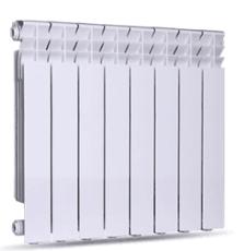 U.R7002雙金屬壓鑄鋁散熱器