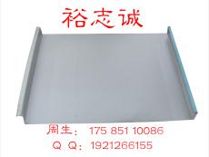 立边双咬合系统铝镁锰板