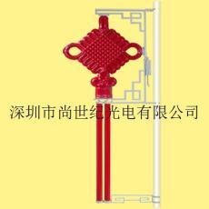 超大单耳中国结灯