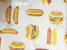 40克-60克漢堡紙食品紙印刷廠家