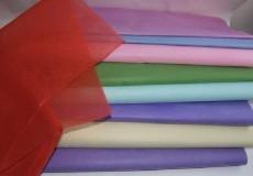 供应优质工艺棉纸 24克彩色工艺棉纸厂家