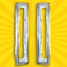 宁波批发柔性软风管 空调铝箔软接管波宁波铝箔软管工厂厂家直销