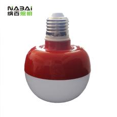 纳百新款专利产品 LED苹果球泡吊灯 高品质高流明纯金线灯珠