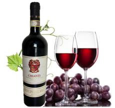 意大利原瓶进口红酒 太阳王子基安蒂红葡萄酒