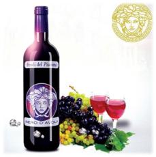 意大利费碧酒庄范思哲黑达沃拉红葡萄酒