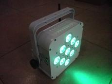 9PCS*18W RGBWAUV 6 IN 1 Wireless Battery Par Light