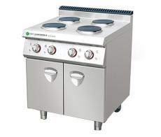 厨房四头电煮食连焗炉设备