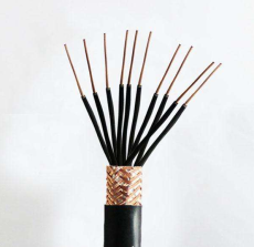 塑料绝缘和护套控制电缆KVVP2
