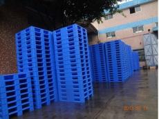 佛山市喬豐塑膠實業有限公司倉庫一角