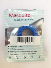 12 Pack Mosquito Repellent Bracelet-100% Natural Plant-Based Oil, Deet-Free & Non-Toxic Insect Water