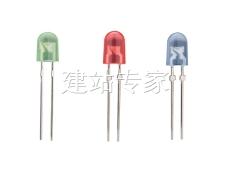 萬潤科技LED發光二極管燈珠插件燈珠