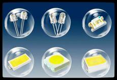 插件贴片全系列LED灯珠LED发光二极管万润科