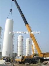 深圳吊車出租供電 供氣設備 橋梁吊裝安裝現