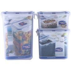 乐扣乐扣保鲜盒子HPL807S001三件套