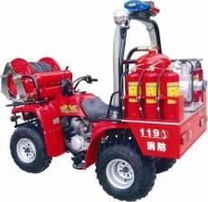 水泵消防摩托车