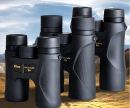 尼康(Nikon)尊望 PROSTAFF 7S 10x30 双筒高端望远镜 户外高清高倍直筒双筒望远镜