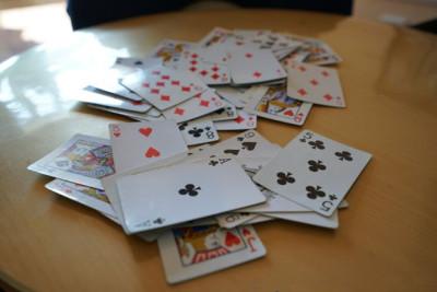乐湖生态园打扑克斗第主