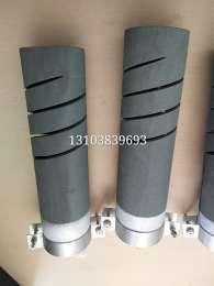 直径可达110mm双螺纹硅碳棒