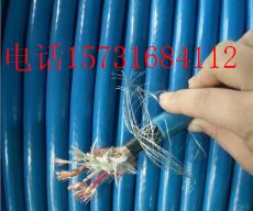 阻燃钢丝编织铠装屏蔽电缆ZR-YJVRP82