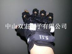超炫绿色激光表演手套 激光舞道具厂家供应激光手套