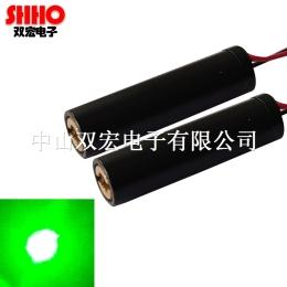点状绿光激光模组 532NM5mW激光器 最小最稳定美规绿色激光