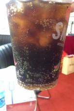 百事可乐机经销商汉堡店可乐机可乐糖浆
