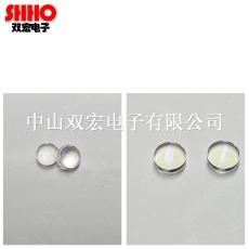 3MM非球面镀膜聚焦透镜玻璃光学镜片高品质激光聚焦镜头F6