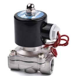 螺纹式水用电磁阀